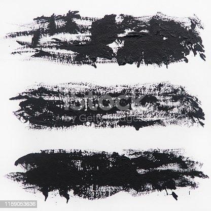 istock Brush stroke backgrounds 1159053636