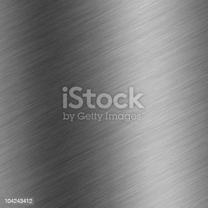 istock brushed aluminum 104243412