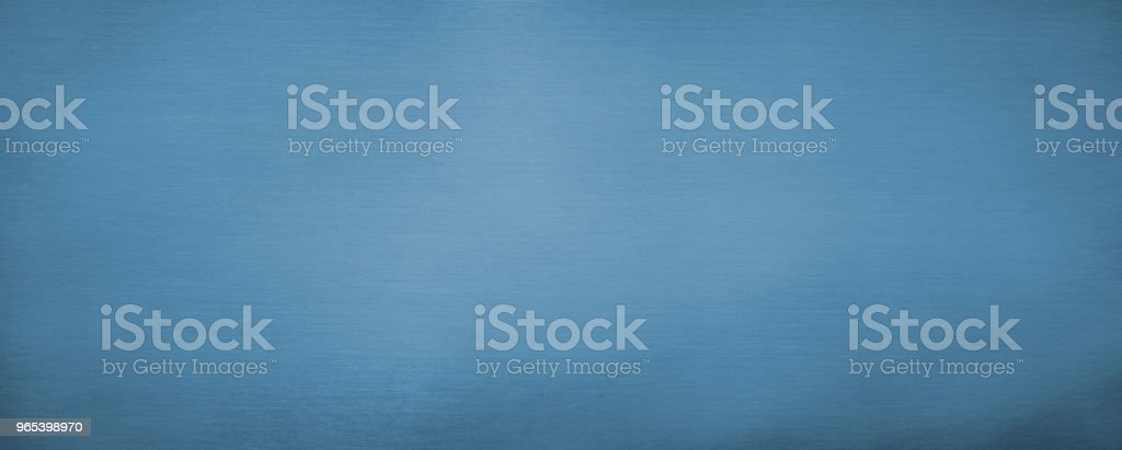 Brushed blue metal texture royalty-free stock photo