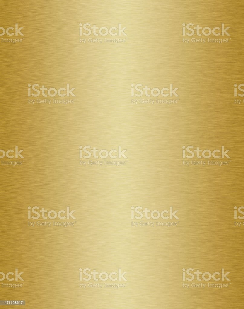 Brushed Copper XXXL royalty-free stock photo