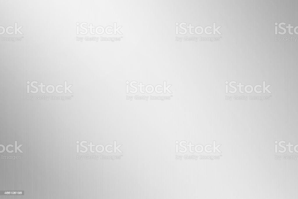 Brushed metal background design stock photo