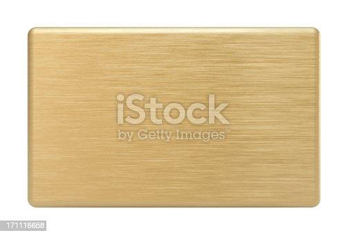 istock Brushed Metal background 171116658