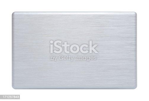 istock Brushed Metal background 171257843