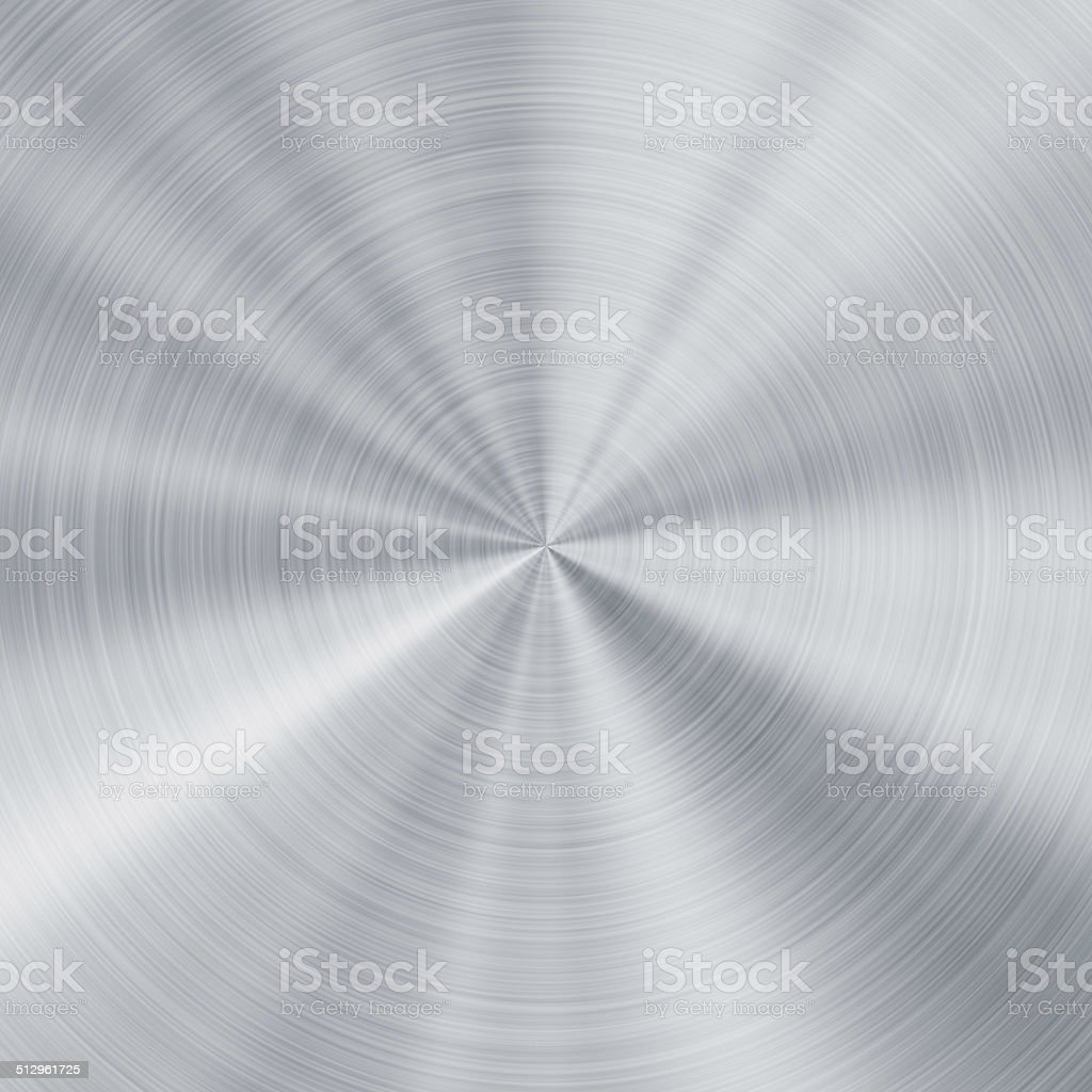 Brushed metal generated hires texture stock photo