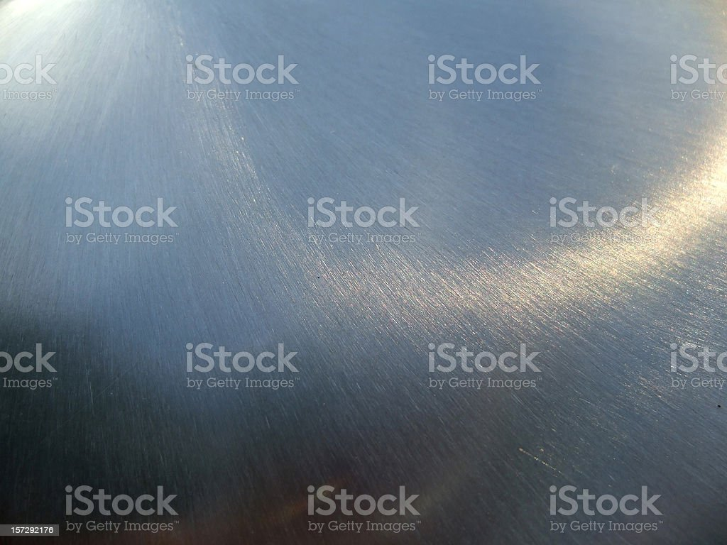 Gebürstetes Metall – Foto