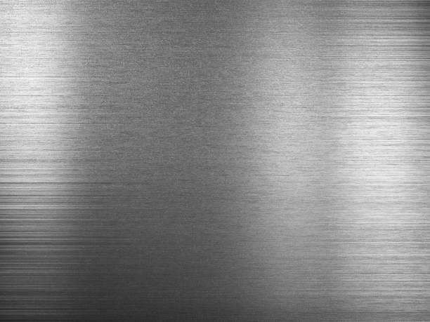 拉絲金屬板 - 鋼鐵 個照片及圖片檔