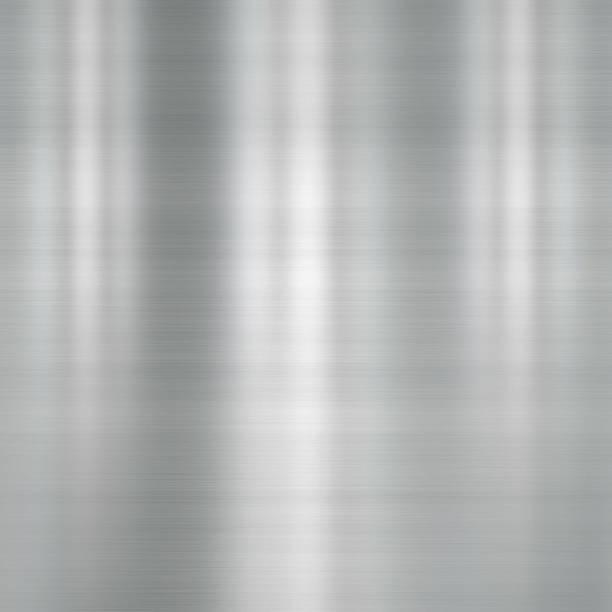 placa de metal escovado - cromo metal - fotografias e filmes do acervo