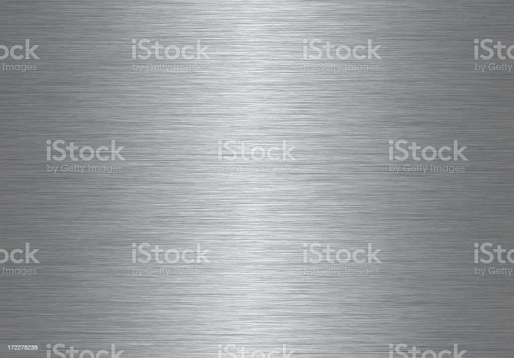 Brushed metal texture abstract background royalty-free stock photo