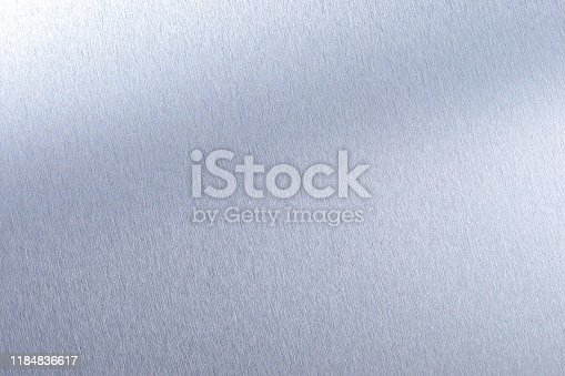 477679508istockphoto Brushed metal texture background 1184836617
