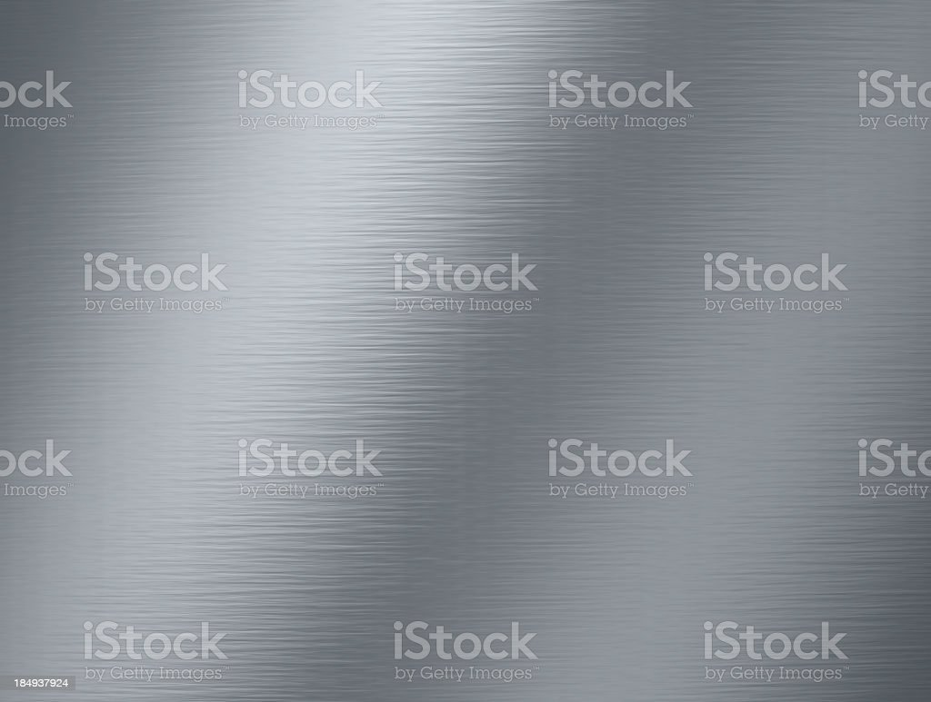 Brushed metal texture background royalty-free stock photo