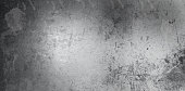 Old and dirty Brushed steel plate background texture horizontal