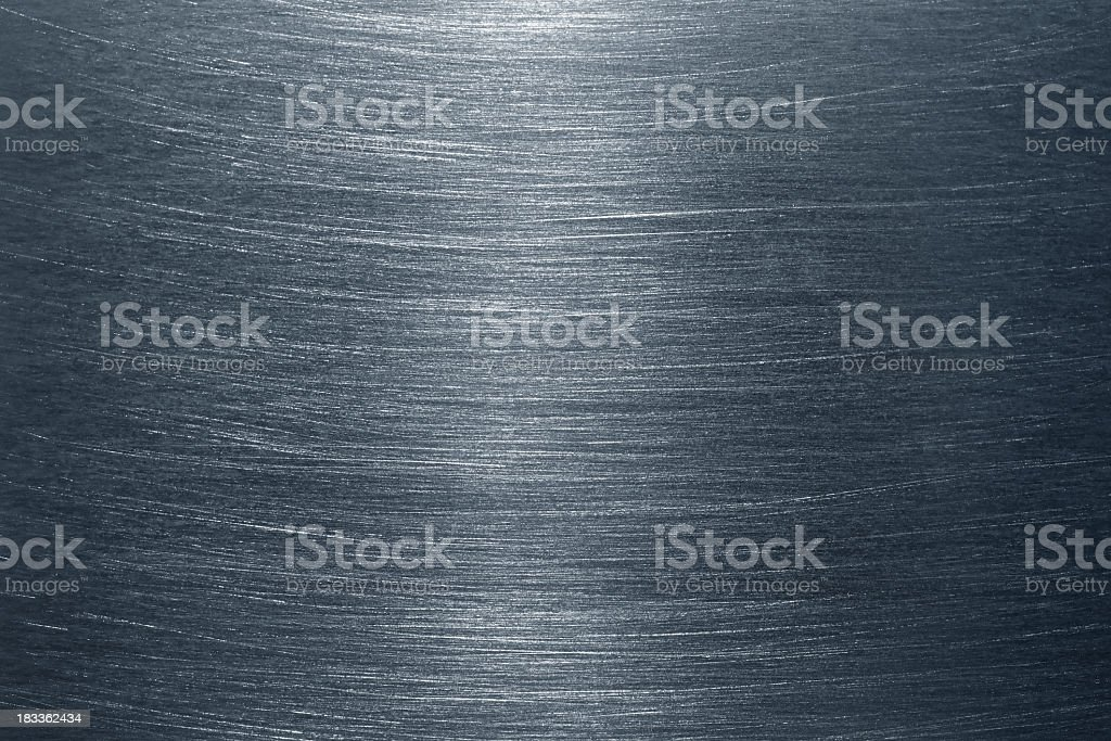 brushed surface royalty-free stock photo