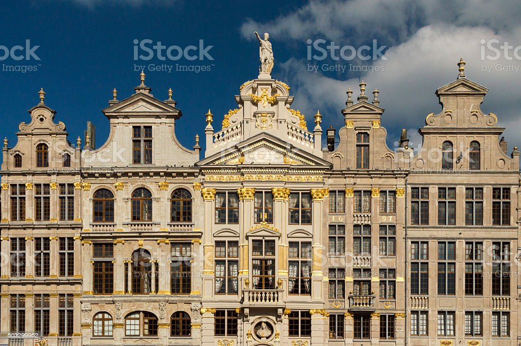 Brussel, Belgium, Grand Place stock photo