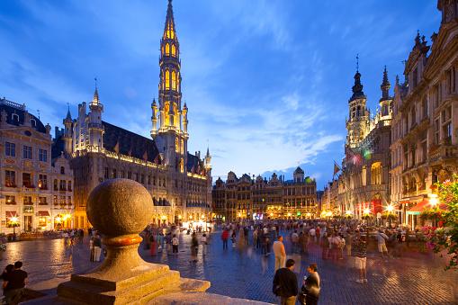 Brussels, Belgium, Grand Place