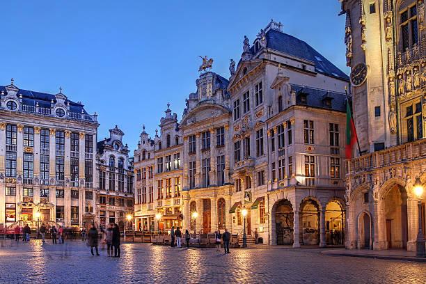 Brüssel, Belgien – Foto