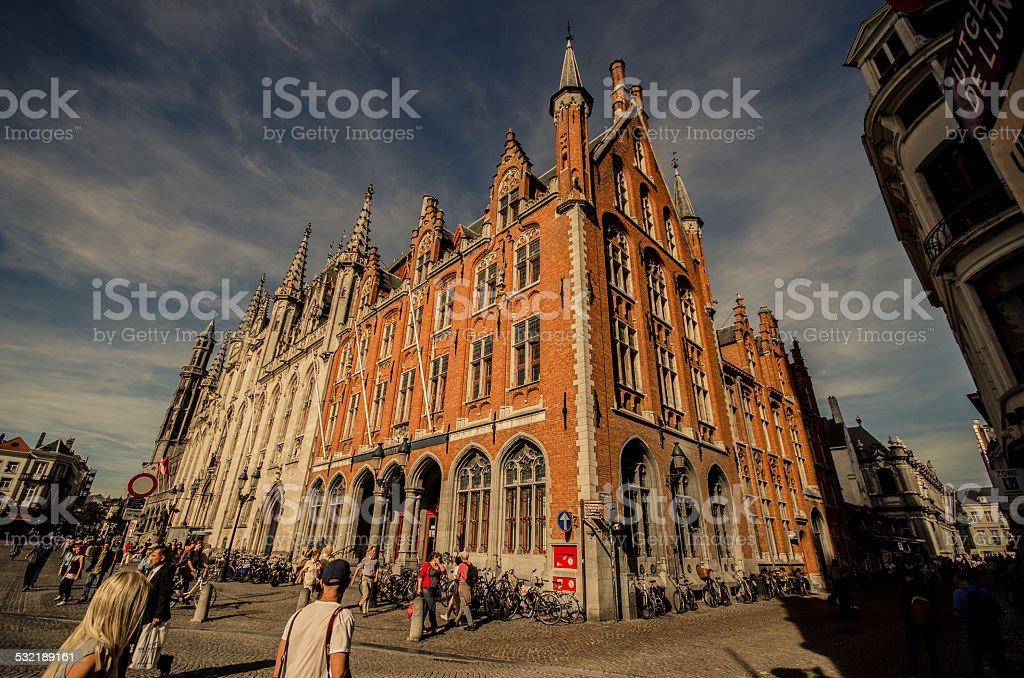 Brussels, Belgium stock photo