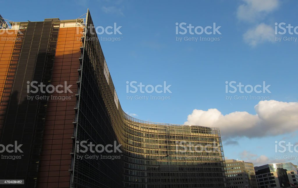 Brussels stock photo