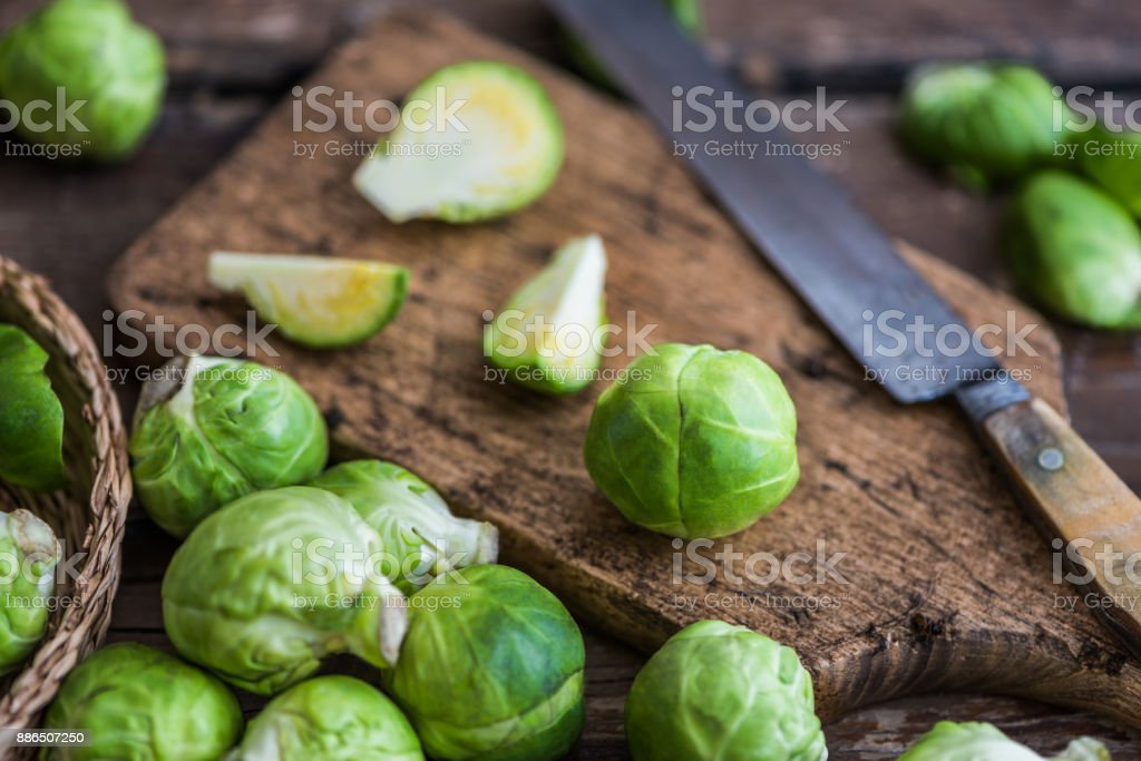 Brussels Sprouts – zdjęcie