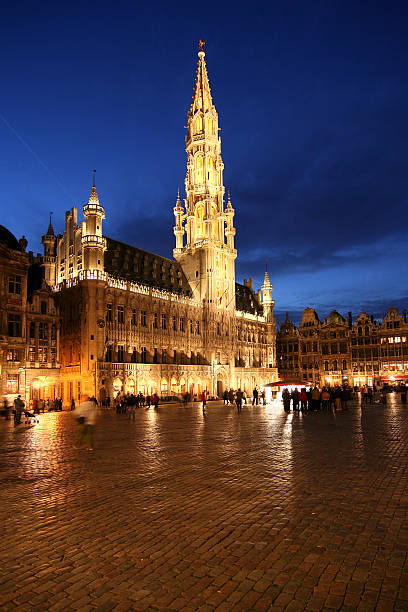 Brussels Town Hall​​​ foto