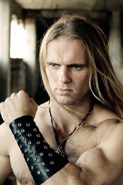 Male Viking Hair
