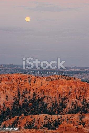 Bryce Canyon landscape panorama