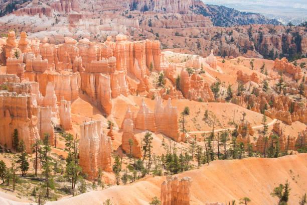 Bryce Canyon National Park stock photo