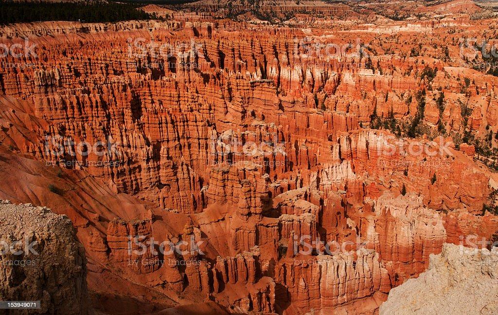 Bryce Canyon National Park. stock photo