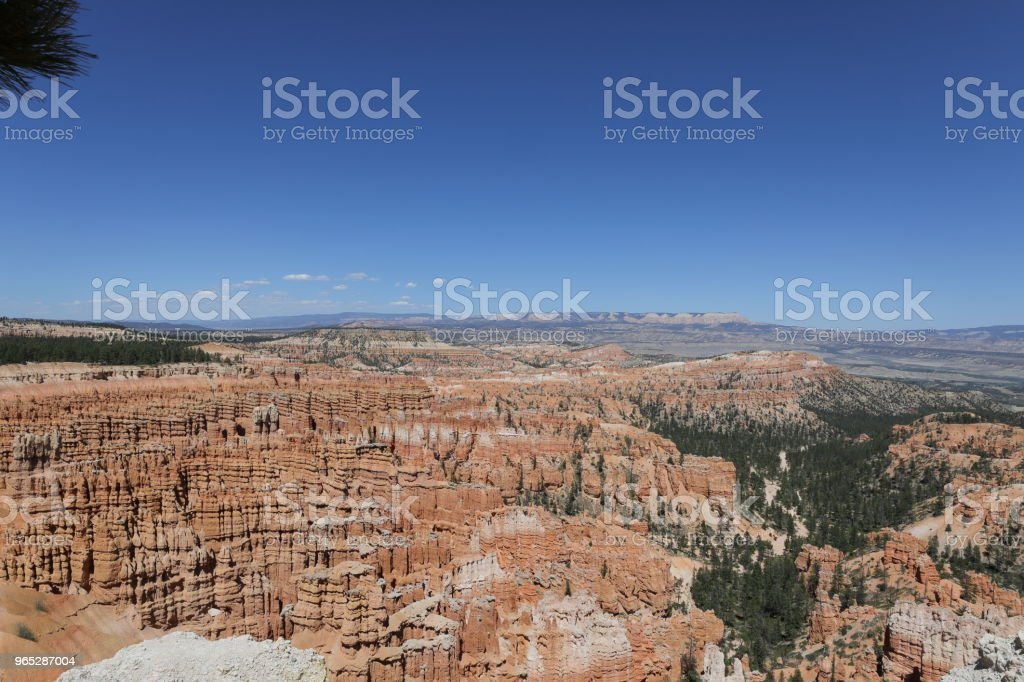 Bryce canyon national park royalty-free stock photo