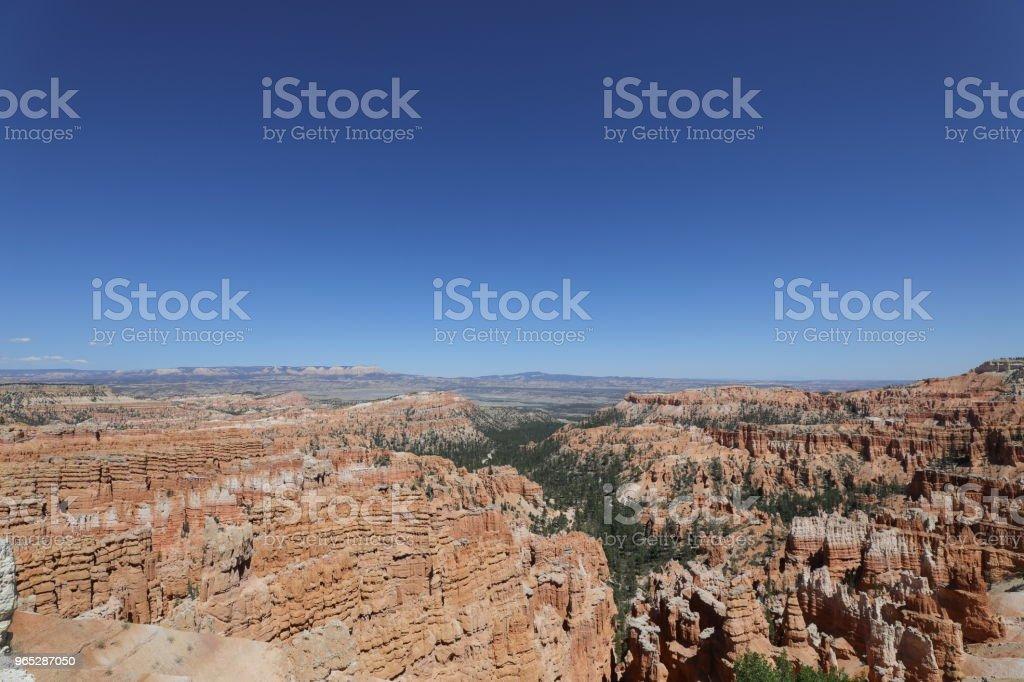Bryce canyon national park royalty-free stock photo