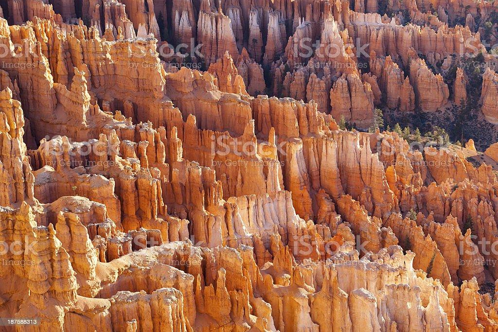 Bryce Canyon National Park USA royalty-free stock photo