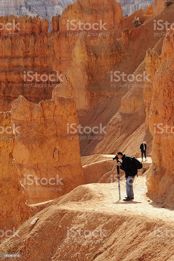 Bryce Canyon National Park, Utah royalty-free stock photo