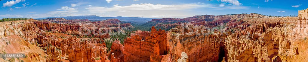 bryce canyon national park utah stock photo