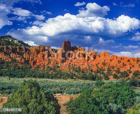 istock Bryce Canyon National Park. Utah, USA. 1284451740