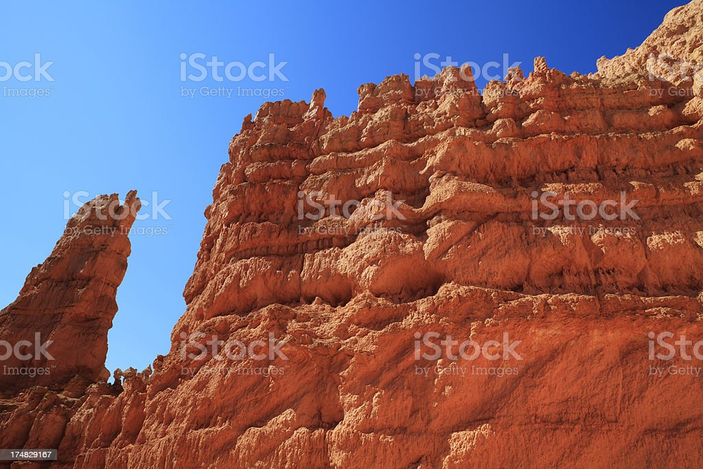 Bryce Canyon National Park. Utah, USA royalty-free stock photo