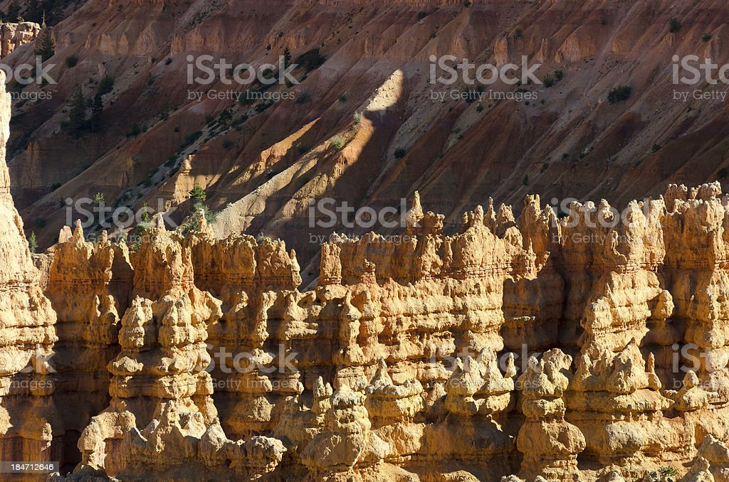 Bryce Canyon royalty-free stock photo