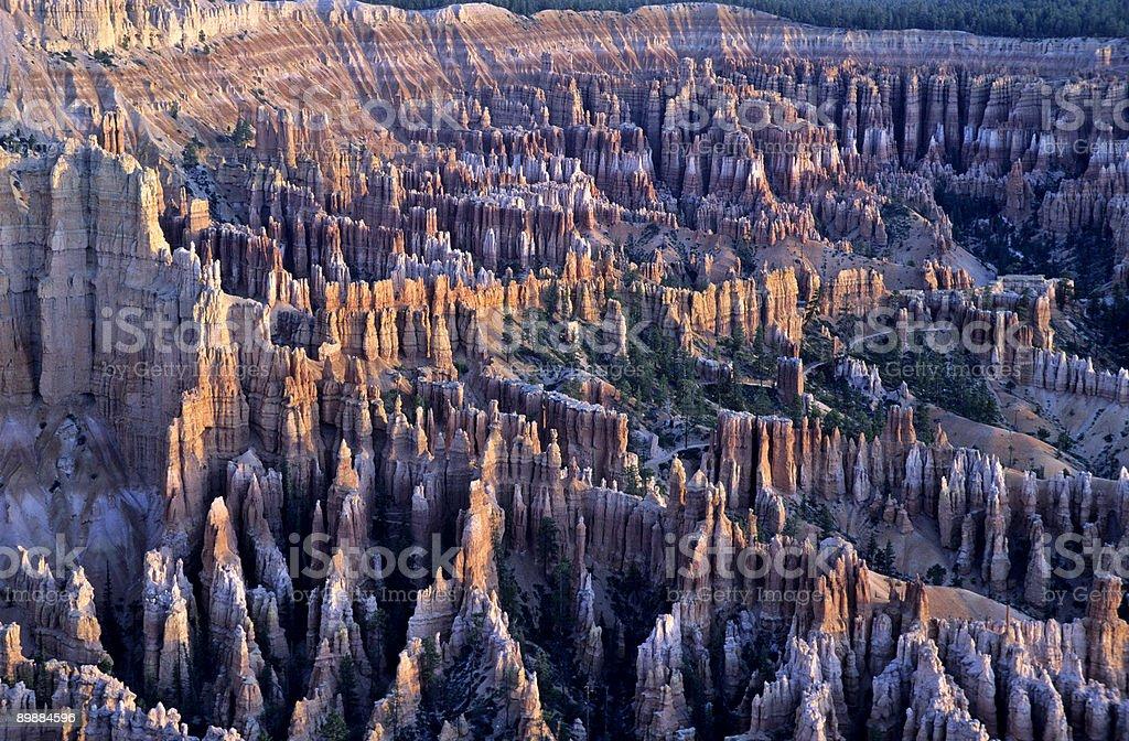 Bryce Canyon, Sunrise Point Lizenzfreies stock-foto
