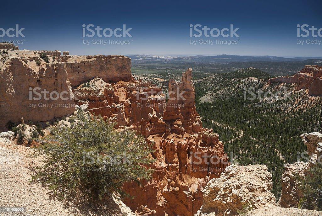Bryce Canyon, Utah royalty-free stock photo