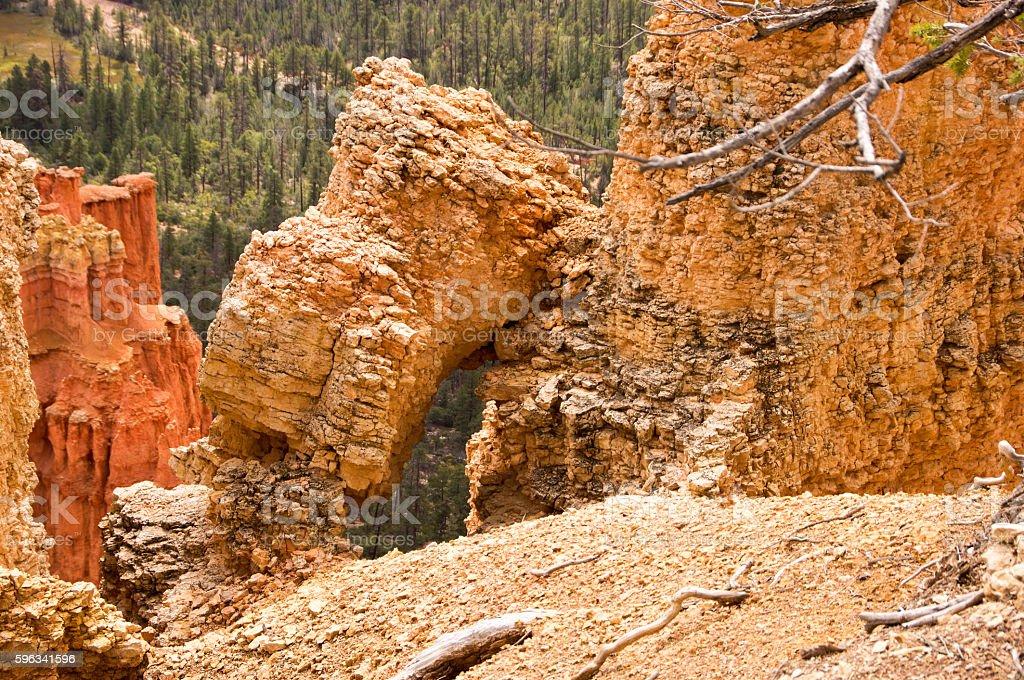 Bryce Canyon, Utah, USA Lizenzfreies stock-foto
