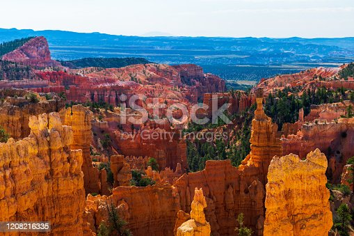 Fairyland Canyon, Bryce Canyon National Park, Utah