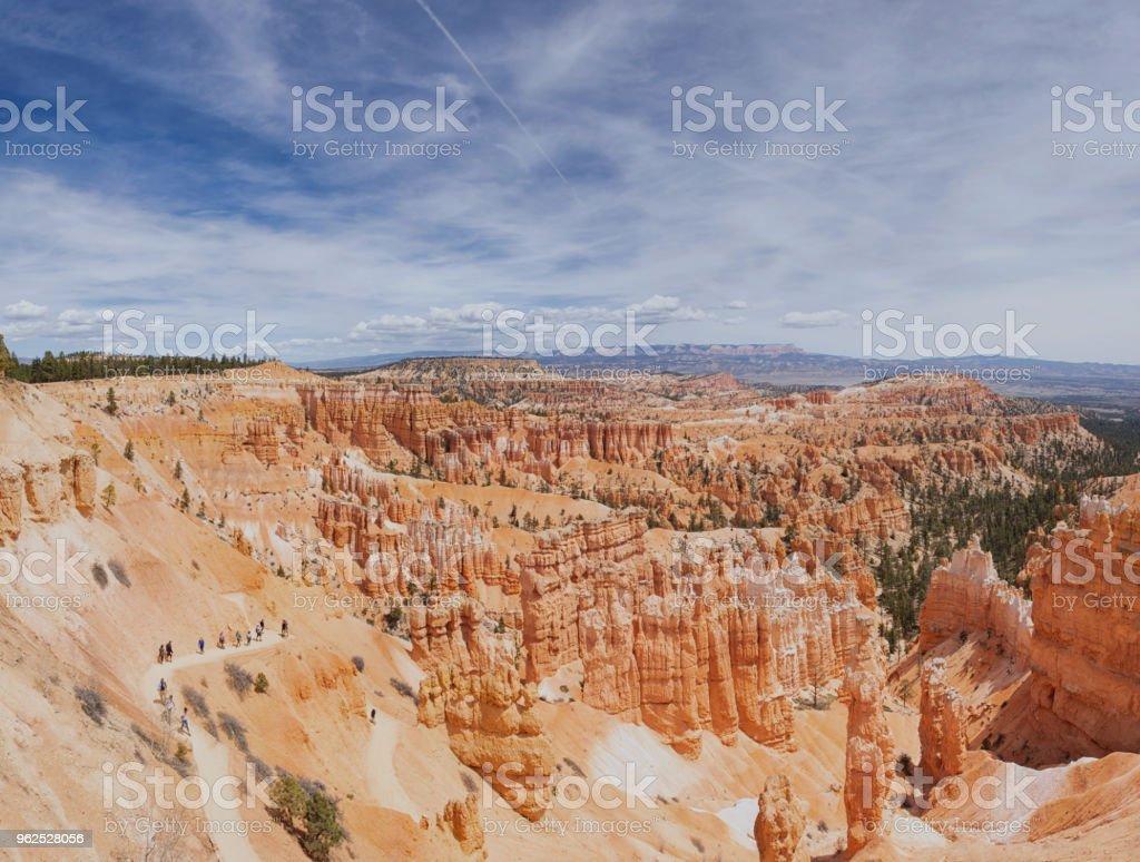 Parque Nacional de Bryce - Foto de stock de Anfiteatro royalty-free