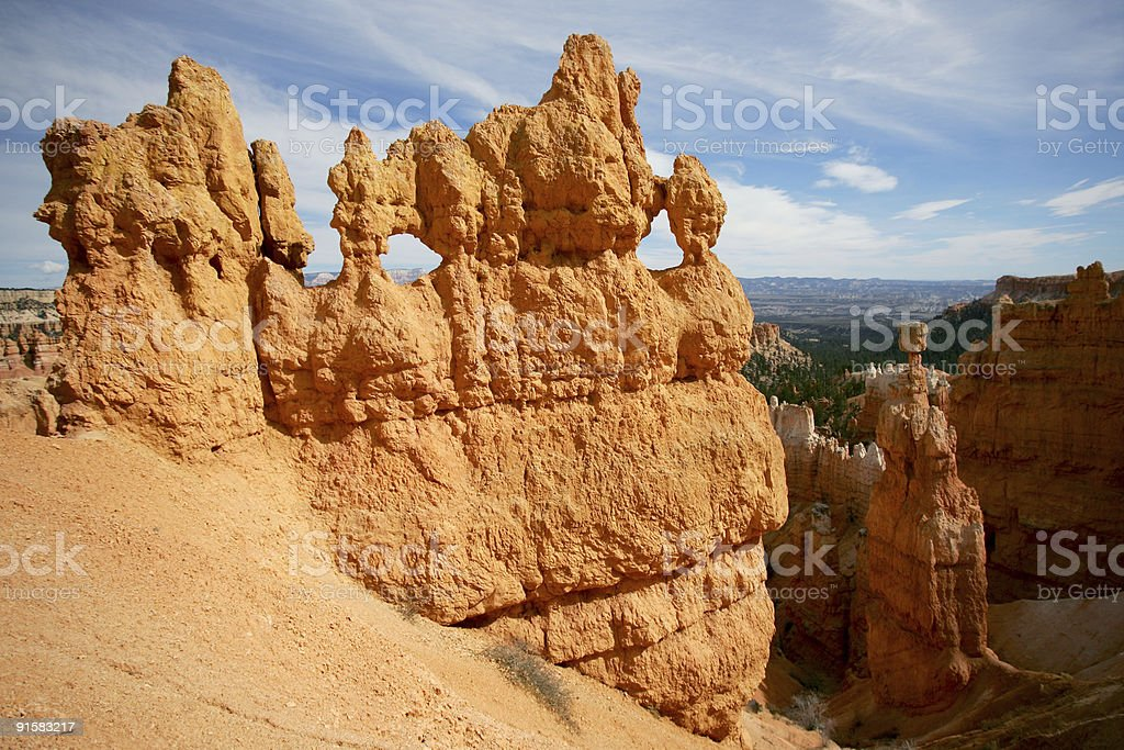 Bryce NP royalty-free stock photo