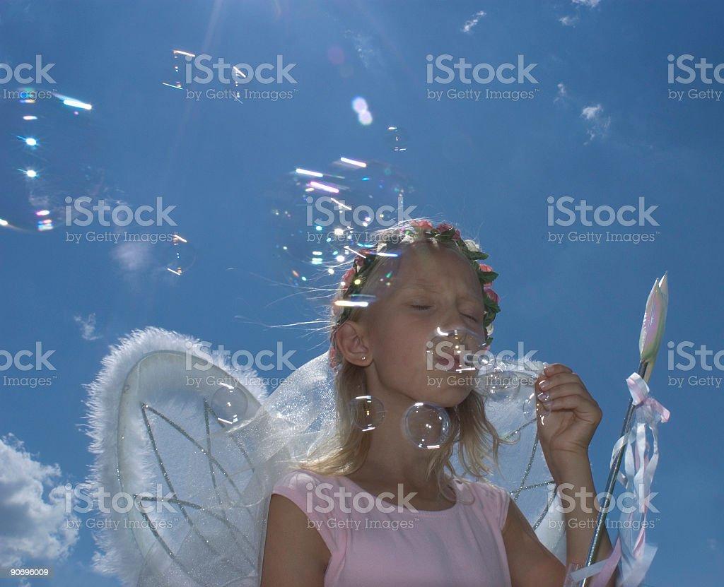 Bubble, bubbble, toil & trouble... royalty-free stock photo