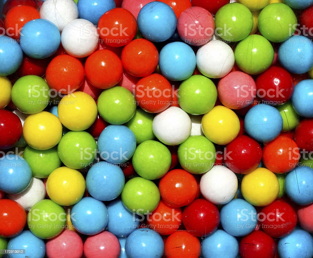Bubble gum royalty-free stock photo