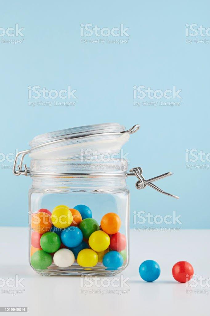 Bubble gums stock photo