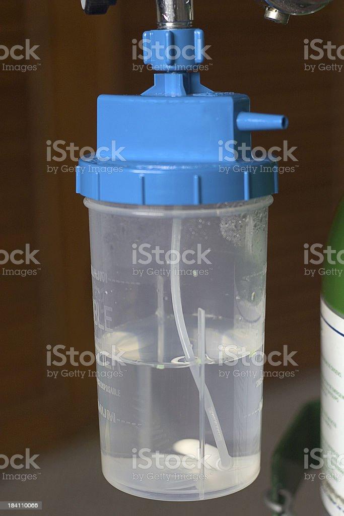 bubble humidifier royalty-free stock photo