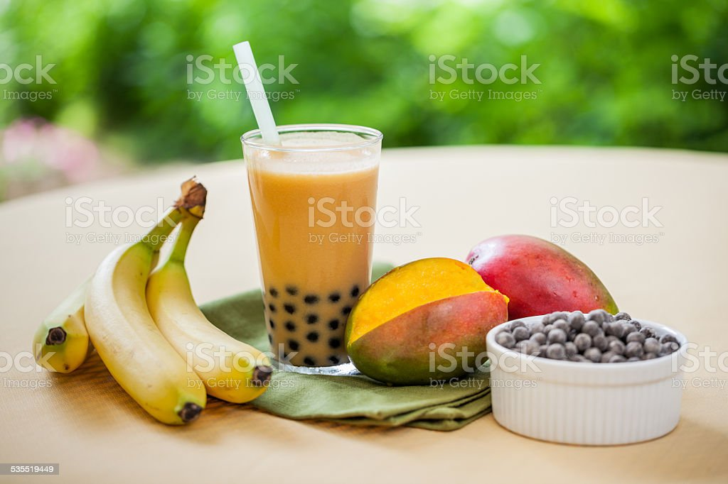 Bubble Tea stock photo