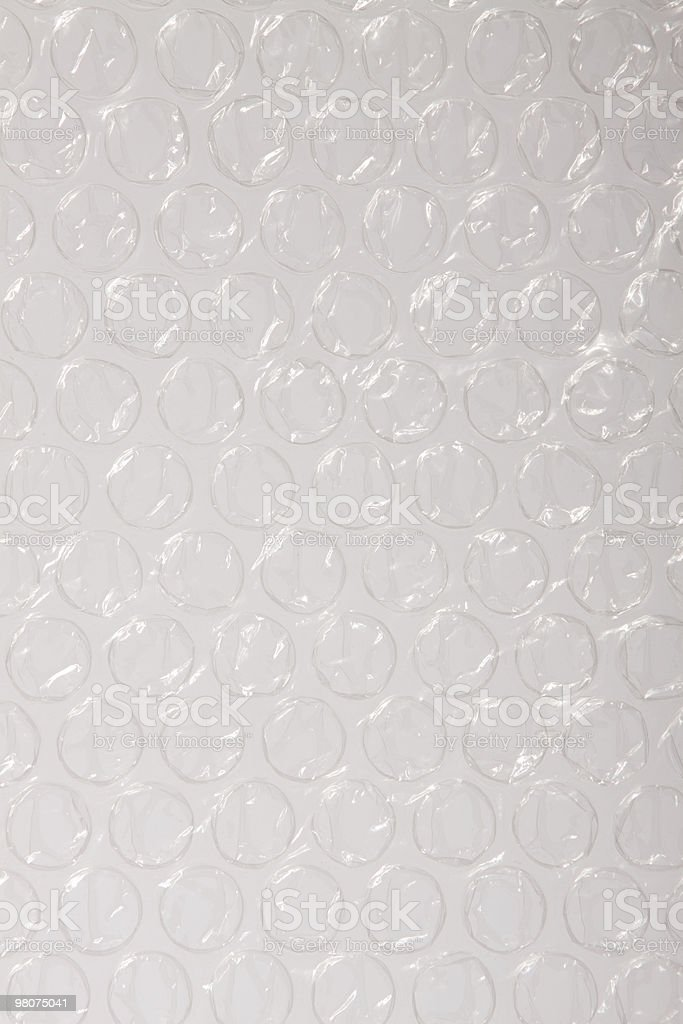 Bubble wrap background royalty-free stock photo