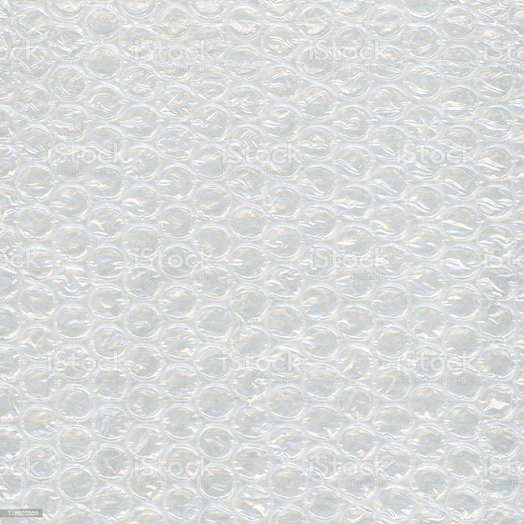 Bubble wrap stock photo