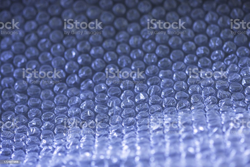 Bubble Wrap stock photo