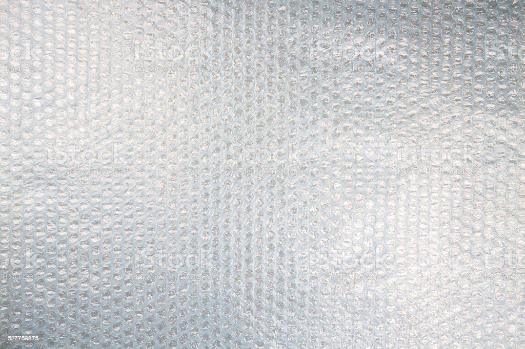 Bubble wrap texture stock photo